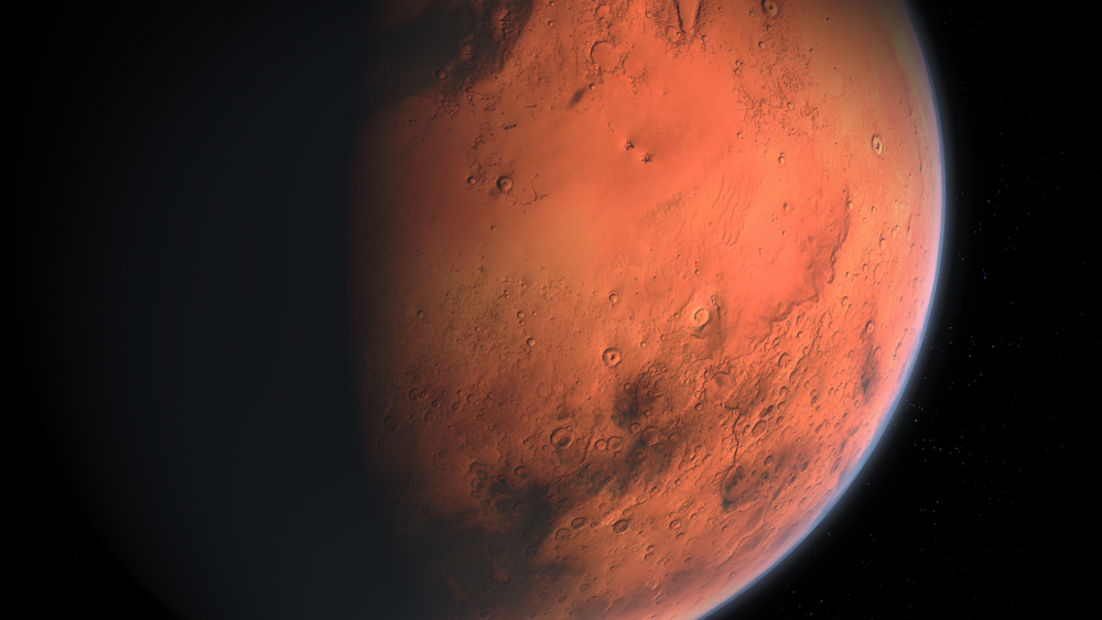 Primele sunete de pe planeta Marte, înregistrate de sonda InSight