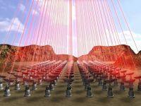Proiect controversat: un laser gigant, care poate distruge orașe, posibilă soluție pentru explorarea spațială