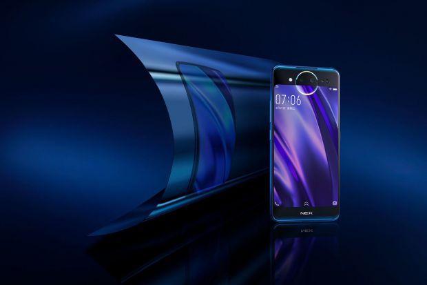 Dual display, design fantastic, dar fără cameră de selfie. Vivo prezintă un telefon cu adevărat spectaculos