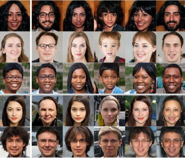 Par niște portrete obișnuite, dar adevărul este cu totul altul. Secretul din spatele acestor imagini
