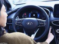 Hyundai prezintă un SUV care se poate deschide cu ajutorul unui senzor de amprentă
