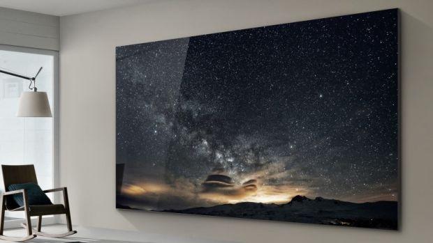 Cum arată Zidul și Fereastra, noile televizoare uriașe prezentate de Samsung la CES 2019