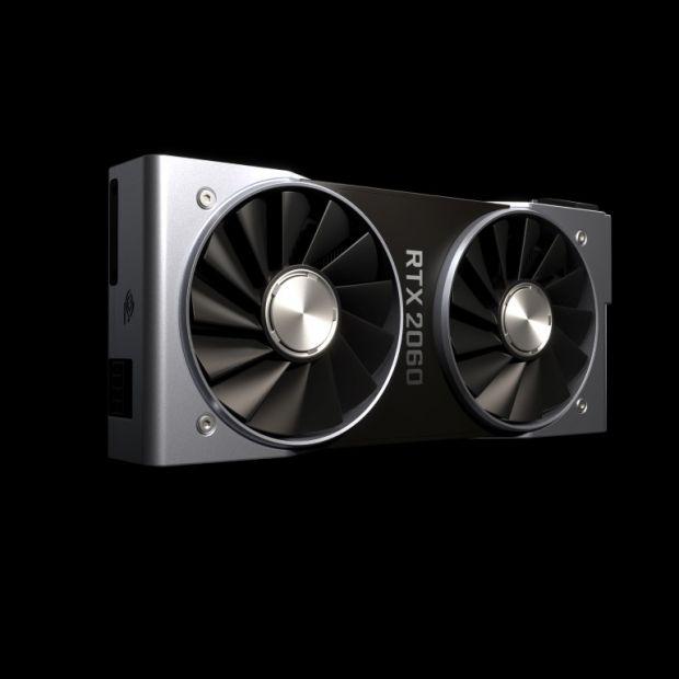 NVIDIA lansează noua placă grafică GeForce RTX 2060, cu performanțe îmbunătățite