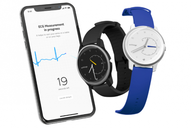 Noul ceas Withings Move ECG: tehnologia unui Apple Watch, la un preț de trei ori mai mic