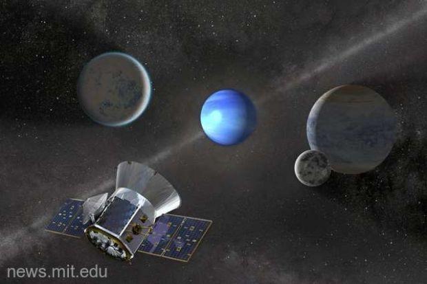 O exoplanetă ciudată, descoperită de o cercetătoare româncă. Este primul obiect de acest fel observat vreodată