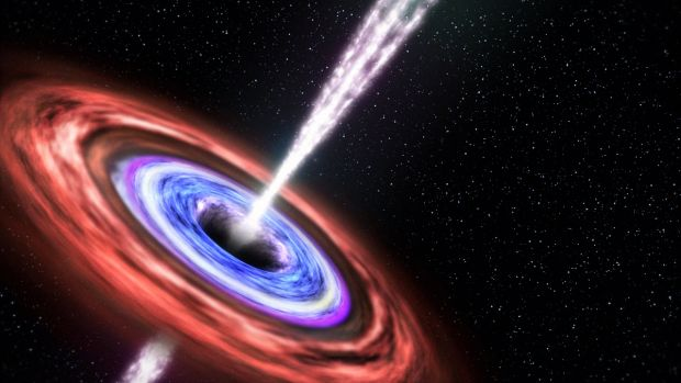 Descoperirea surprinzătoare făcută de NASA. Ce s-a întâmplat cu o gaură neagră după ce a asimilat o stea