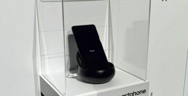 Telefonul revoluționar pe care Samsung l-a adus la CES 2019! Nimeni nu l-a observat