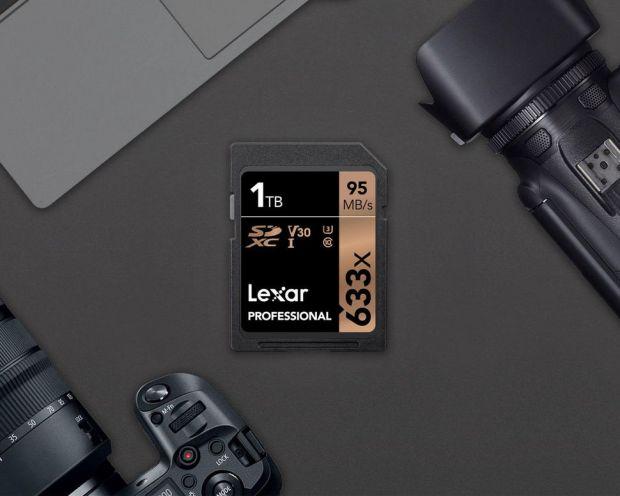 Cât de scump este cardul SD mamut de 1TB lansat la CES 2019