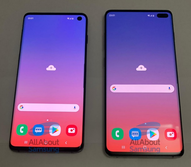 Imagini reale cu noua serie Galaxy S10. Iată cum va arăta noul flagship