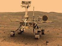 NASA a pierdut contactul cu robotul Opportunity de pe Marte. Ce s-a întâmplat cu el