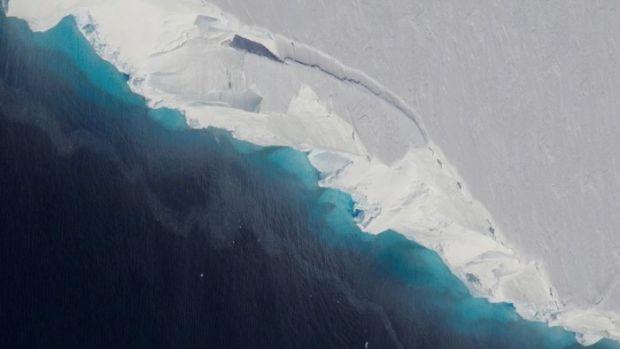 O cavitate uriașă, descoperită sub Antarctica. Cercetătorii avertizează asupra unui pericol iminent