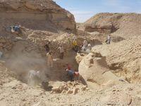 Descoperire importantă în Egipt: un sfinx comandat de bunicul faraonului Tutankhamon