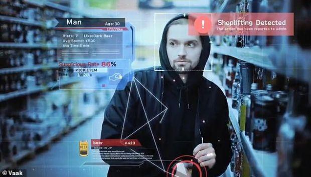 Minority Report devine realitate. Inteligența Artificială indentifică hoții înainte ca furtul să aibă loc