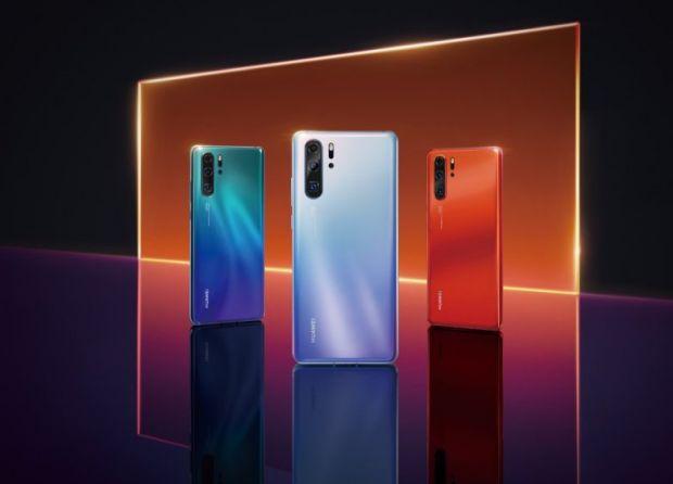(P) Huawei P30: poți lăsa aparatul foto acasă
