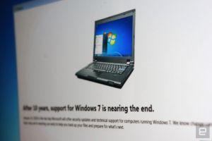 Ai Windows 7? Acesta e mesajul enervant de care nu vei mai scăpa de acum încolo