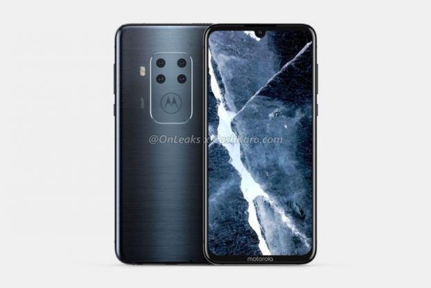 Motorola va lansa un smartphone cu patru camere pe spate și design neobișnuit