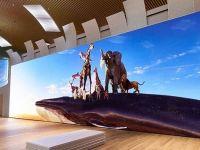 Sony prezintă televizorul cu rezoluție 16K și lățime de peste 19 metri