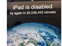 iPad-ul unui bărbat a rămas blocat pentru 49 de ani! Ce s-a întâmplat