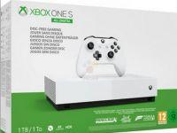 Noi detalii despre Xbox One S All Digital, prima consolă fără disc