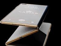 Imagini impresionante cu iPhone Z, conceptul superb al unui telefon pliabil de la Apple