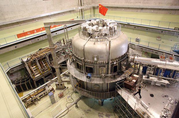 O nouă realizare a proiectului ITER: un reactor de fuziune nucleară din China a reușit o premieră mondială