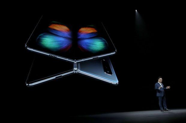 Mesajul neașteptat primit de la Samsung de toți cei care au precomandat un Galaxy Fold