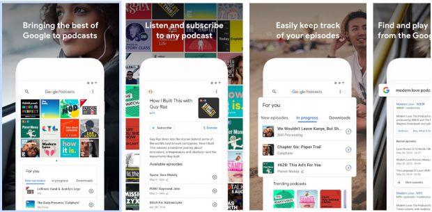 Google introduce o nouă funcție pentru iubitorii de podcasturi: utilizatorii pot rula episoadele direct din browser