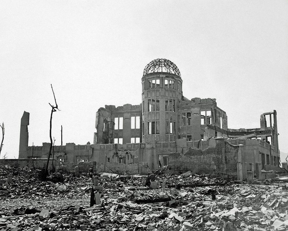 Descoperire tulburătoare pe plajele de lângă Hiroshima, la 74 de ani de la atacul atomic