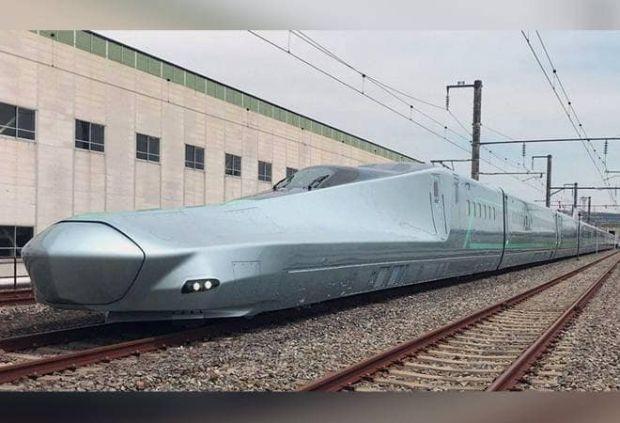 Japonia testează cel mai rapid tren de pe planetă. Viteza incredibilă pe care o va prinde