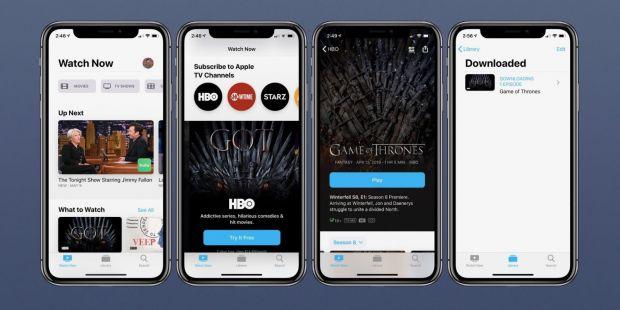 Ce utilizatori pot vedea Offline, legal, serialul Game of Thrones pe iPhone sau iPad
