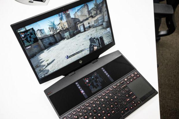 Cum arată primul laptop de gaming din lume cu display dublu, lansat de HP