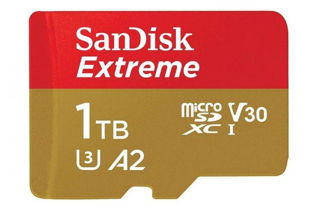 Cât costă este primul card microSD din lume de 1TB