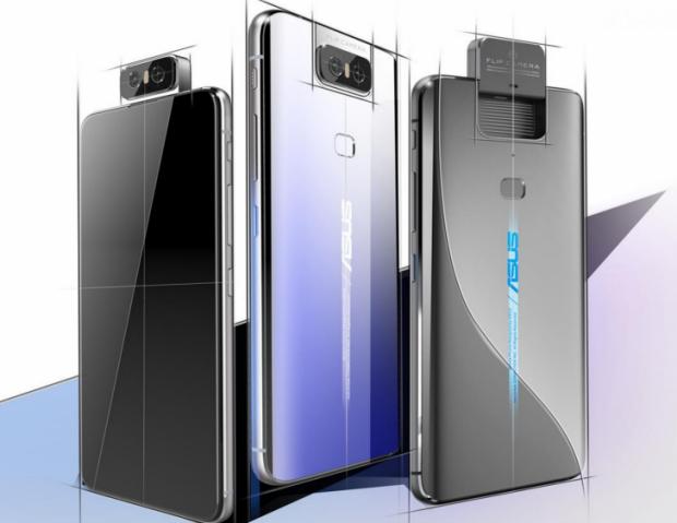Asus a lansat noul smartphone ZenFone 6. Are o baterie uriașă și o cameră foto surpriză