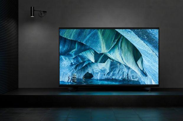 Sony lansează în România primele sale televizoare 8K, cu diagonală uriașă. Cât vor costa