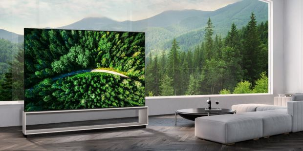 LG pune în vânzare primul televizor OLED 8K din lume. Prețul uriaș la care se vinde
