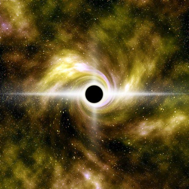 Cercetătorii au creat o gaură neagră artificială. Fenomenul surprinzător pe care l-au observat