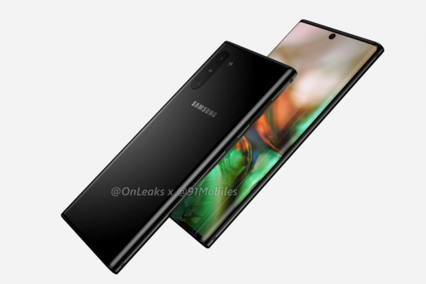 Samsung Galaxy Note 10. Informații detaliate despre specificațiile noii serii