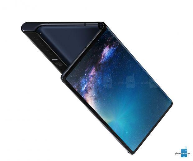 Huawei Mate X, primul smartphone pliabil cu tehnologie 5G, a trecut testul de viteză