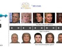 Un algoritm de Inteligență Artificială face portretul unei persoane după ce ascultă vocea ei