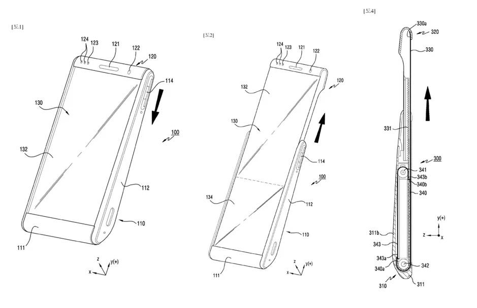 Samsung pregătește un nou telefon pliabil, cu totul diferit de Galaxy Fold