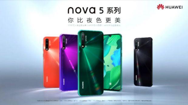 Primul telefon lansat de Huawei de la interdicția anunțată de SUA