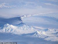Un vulcan din Rusia ar putea produce un dezastru uriaș, similar catastrofei din Pompei