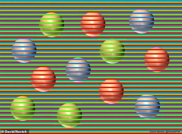 Tu poți să ghicești ce culoare au aceste sfere? Noua iluzie care a uluit internetul
