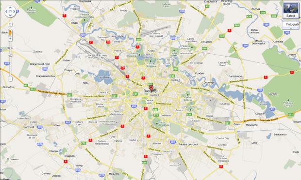 Noile funcții ale Google Maps care îți arată cât întârzie autobuzul și cât e de aglomerat