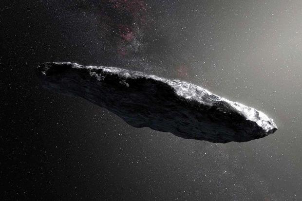 Misterul asteroidului Oumuamua se adâncește. Astronomii nu-și pot explica originea lui