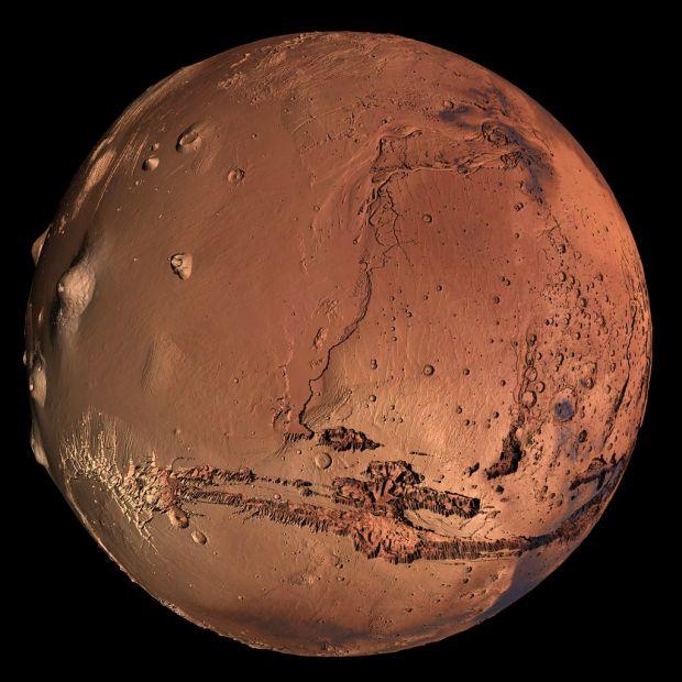 Marte putea găzdui viață înaintea Terrei. Descoperirea care schimbă istoria Planetei Roșii