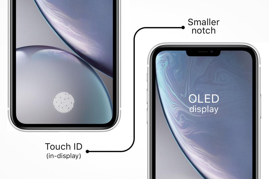 Apple va lansa un iPhone cu senzor de amprentă în ecran
