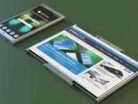 Primul telefon din istoria Samsung cu un display care se extinde. Cum arată prototipul spectaculos