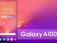 Samsung lucrează la primul telefon care va fi 100% display: Galaxy A100