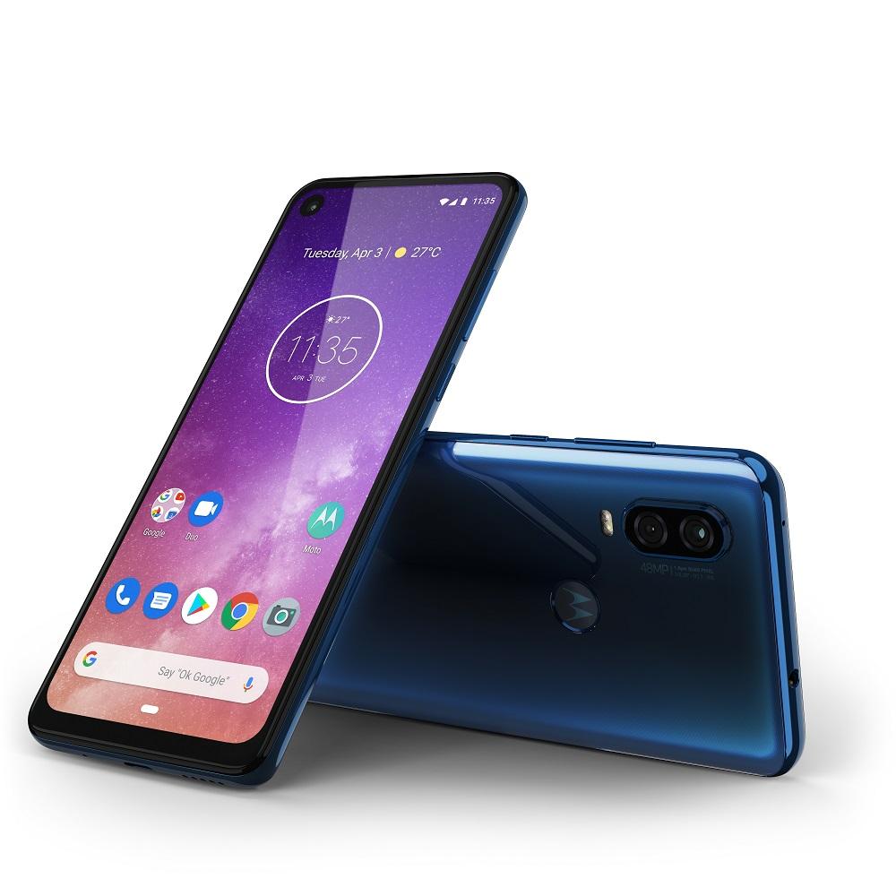 Motorola one vision, noul smartphone accesibil cu tehnologie Quad Pixel